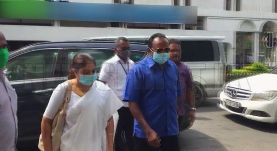 """""""Karuna Amman"""" leaves CID after giving 07 hour statement"""