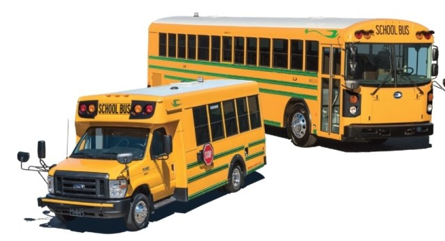 Mandatory for all imported school buses to be painted in yellow : Transport Ministry