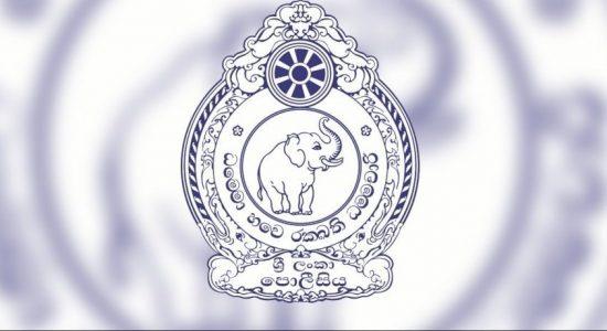 No Pardon for corrupt Police Narcotic Bureau officers, says Sri Lanka Police