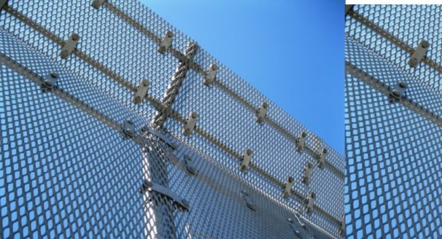 15ft high new fence at Welikada Prison to prevent contraband from being hurled over prison walls
