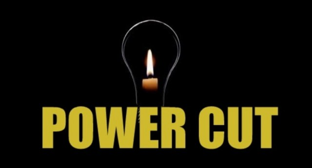 01 hour daily power cut for 04 days ; CEB