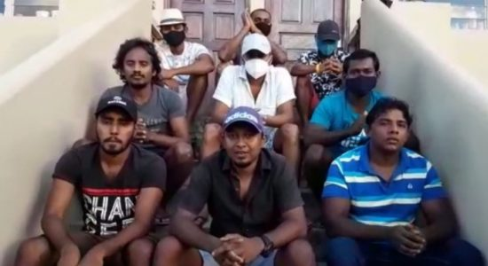 Dozens of Sri Lankans stranded in Seychelles seek to return home (VIDEO)