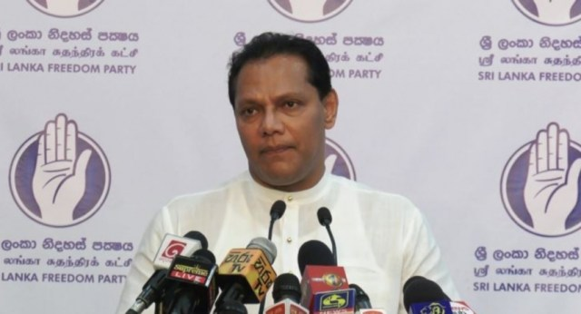 """SLFP must prepare itself to re-enter politics"" – Dayasiri Jayasekera"