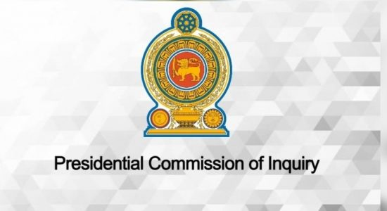 Ex-President's Private Secretary & 03 Auxiliary Bishops ordered to appear at PCoI