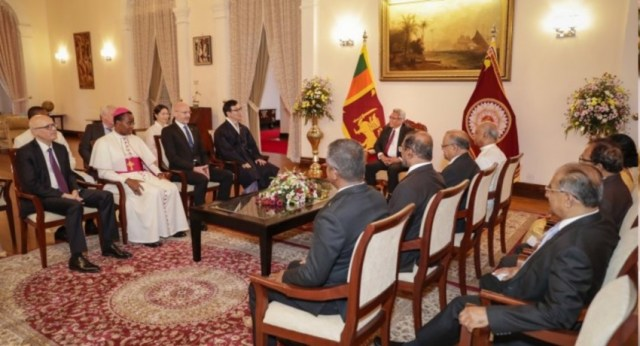 Development cooperation is our top most priority – President tells new envoys