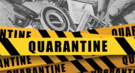 5895 people placed in 59 tri-service-managed QCs are still in quarantine