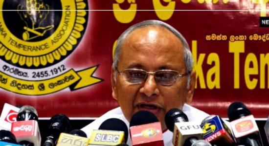 Temperance movement in Sri Lanka says NO to marijuana legalization