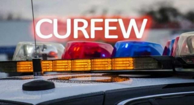 Quarantine curfew for Kuliyapitiya and 04 other police areas