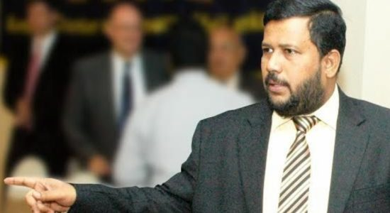 AG directs Acting IGP to arrest MP Rishad Bathiudeen