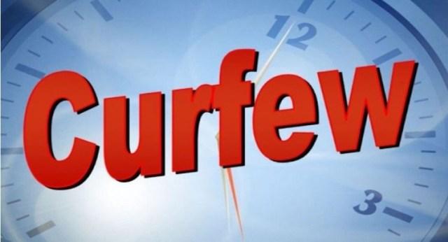 Quarantine Curfew for Kotahena from 06:00 PM on Thursday (22)