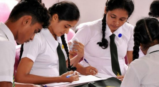 Advanced Level Examination to begin tomorrow under strict health guidelines
