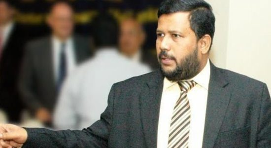AG directs Police to arrest Rishad Bathiudeen