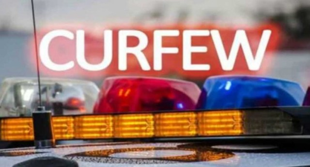 UPDATE: Quarantine/Police curfew for multiple areas with immediate effect