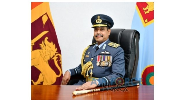 Air Marshal Sumangala Dias promoted to the four star rank of Air Chief Marshal