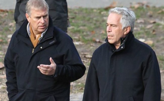 Prince Andrew May Be Forced Back Into Child Prostitution