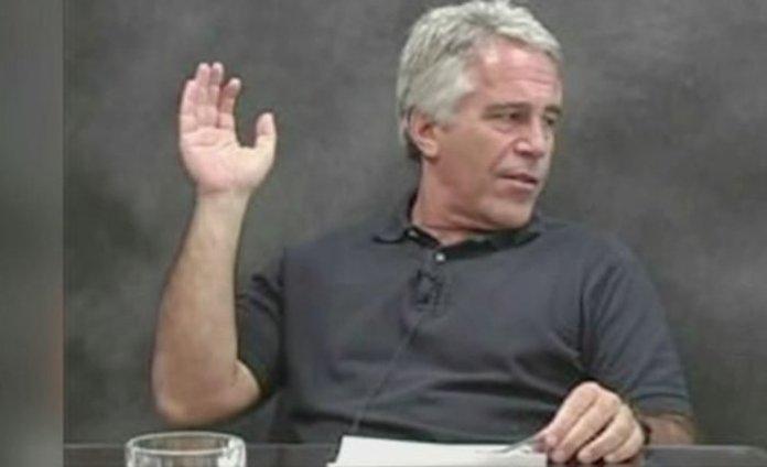 Jeffrey Epsteins kleines schwarzes Buch berühmter Kunden kann online gelesen werden