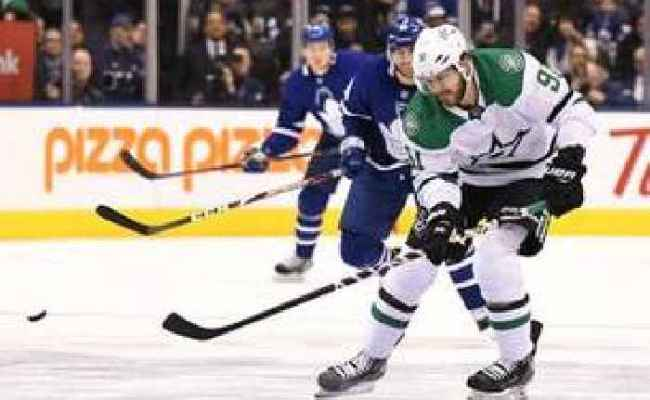 Seguin Scores As Stars Beat Maple Leafs 3 2 One News Page