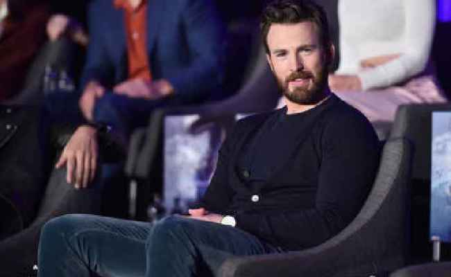 Chris Evans Accidental Instagram Post Shows One News