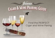 Cigar and Wine Pairing Guide