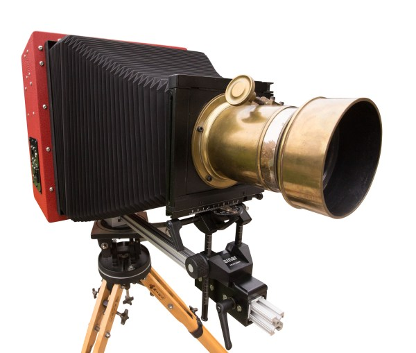 Largesense Launches Full Frame 8x10 Digital