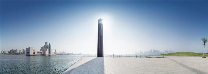 '7' by Richard Serra