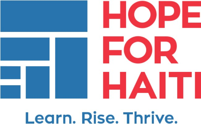 Hope For Haiti Launches New Logo And Website Newswire
