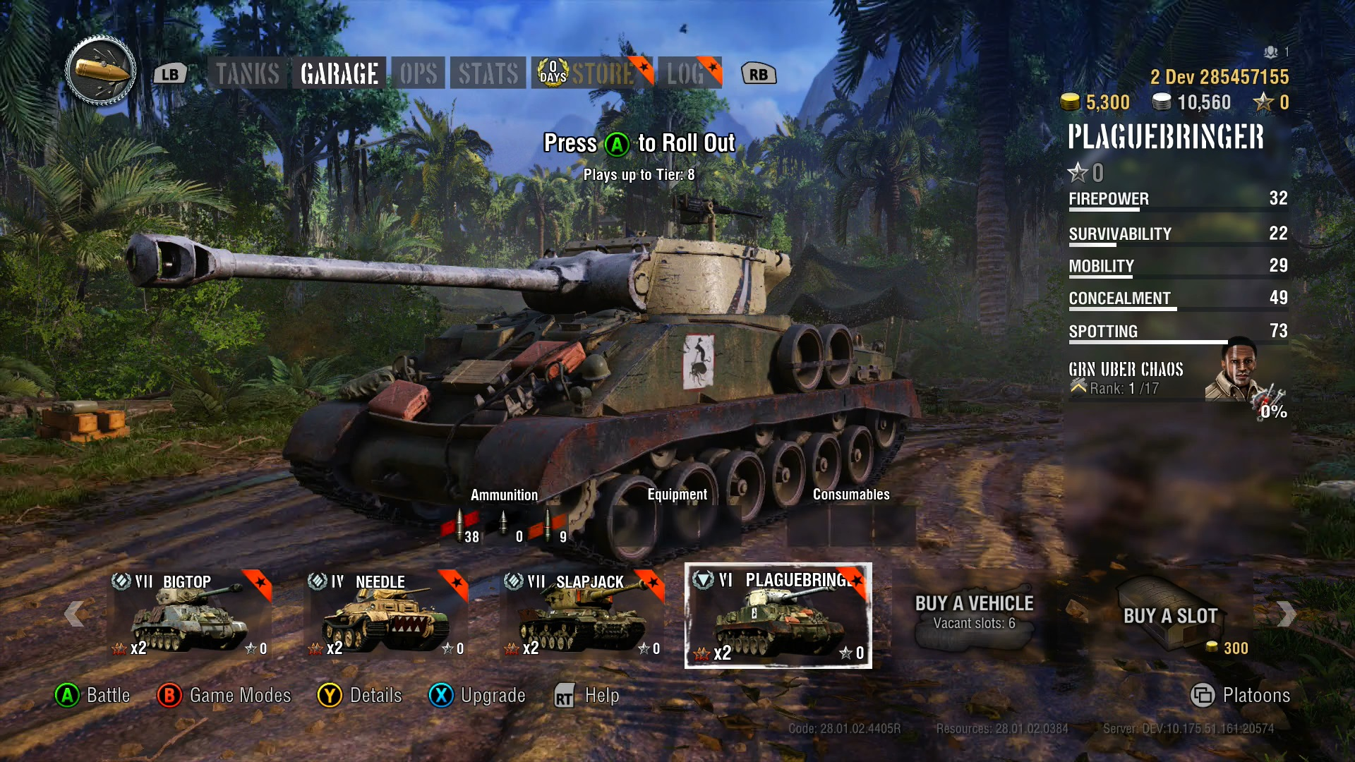 Wargaming Launches World Of Tanks Mercenaries Exclusively