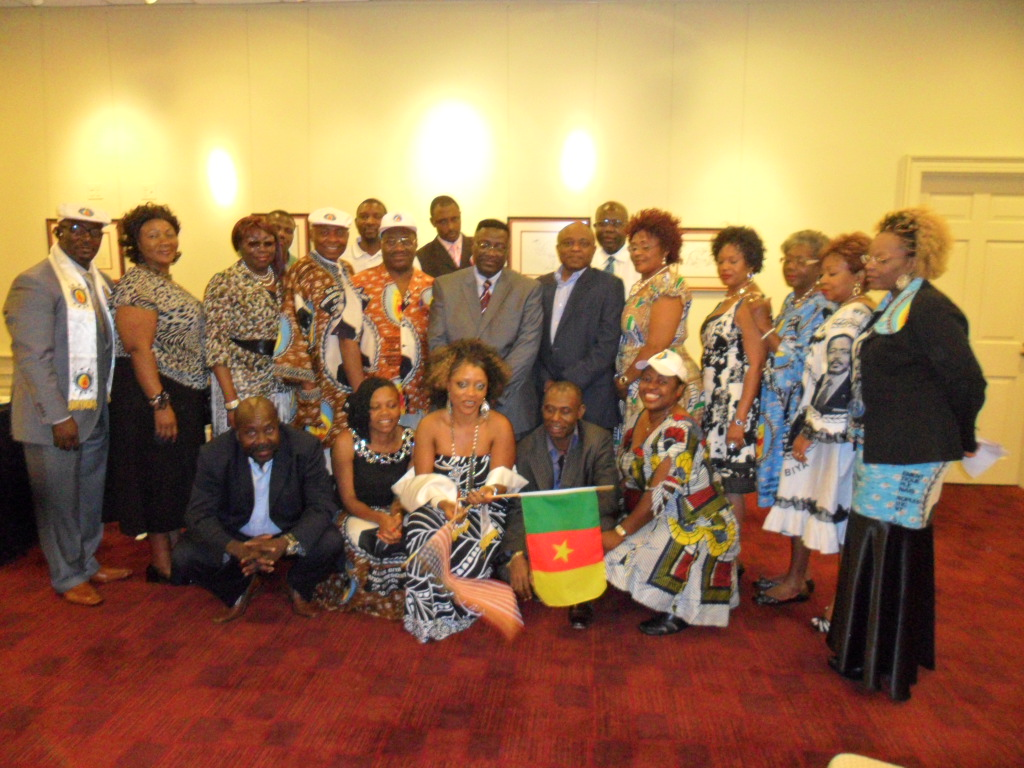 CPDM USA Stands Behind President Biya  Newswire