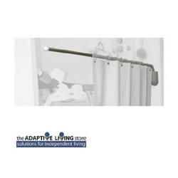 Telescoping Shower Curtain Rod AdaptiveLivingStore Com