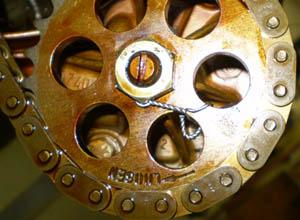 Bmw S52 Oil Pump Nut