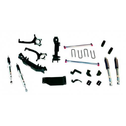 """Toyota Tacoma 5"""" Lift Kit with Bilstein Shock Absorbers"""