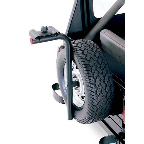 spare tire bike carrier