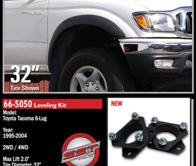 Toyota Tacoma  Front Leveling Kit Wd Wd Lug