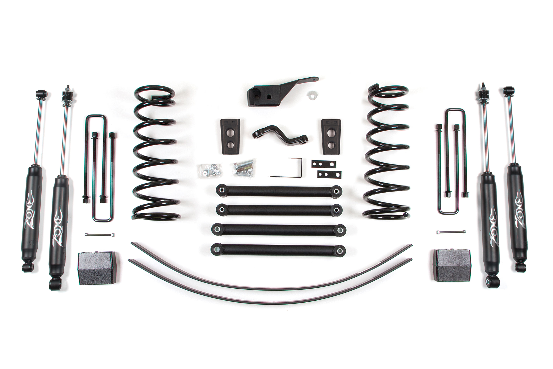 Dodge Ram 5 Suspension System 4wd