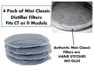mini classic carbon filters