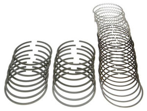 4.8L 5.3L Piston Rings Mahle Perfect Cirlcle (41859CP