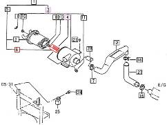 Mahindra Air Filter Inner 15541012230 Keno Tractors