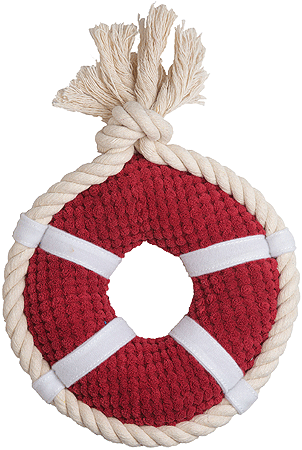 patchworkpet nautical life preserver