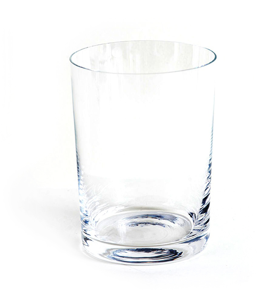 simple water glass philip