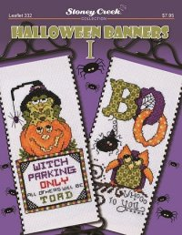Leaflet 332 Halloween Banners I  Stoney Creek Online Store