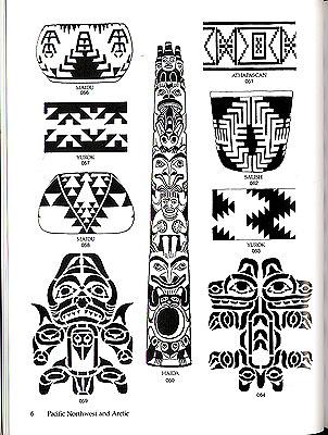 KDES4113 North American Indian Motifs
