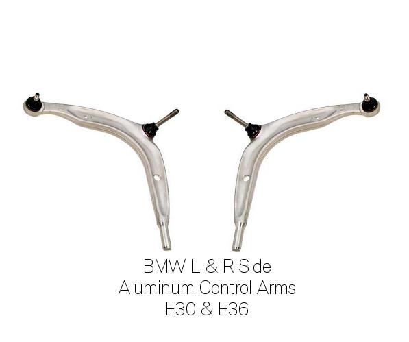 BMW / OEM Aluminum Front control Arm arms, E30 E36 Z3 M Coupe