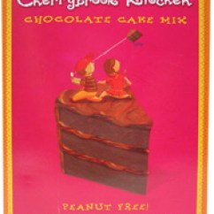 Cherrybrook Kitchen Washable Rug Gluten Free Chocolate Cake Mix Food Sweets And