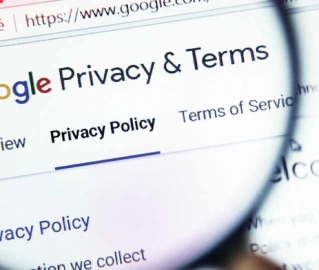 Google Updates Its Privacy Policy So Its Easier To Understand