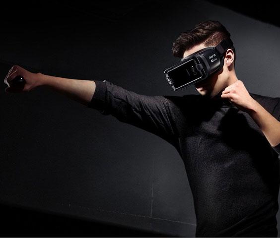 Galaxy S8/S8+ và kính thực tế ảo Gear VR - sự kết hợp hoàn hảo