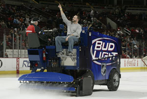 Though this picture has nothing to do with the caption... who hasnt wanted to drive a zamboni while drunk?