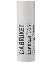 L:A Bruket 017 Lip Balm 14 gr. - Almond/Coconut