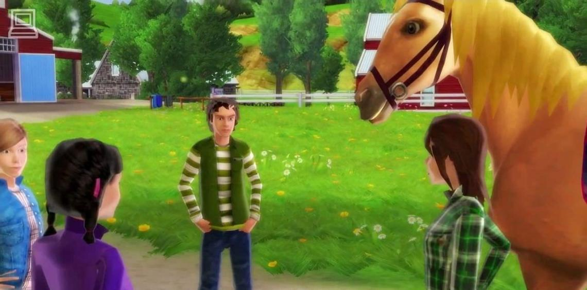 Download I Love Horses: Rider's Paradise - Horse Games Online