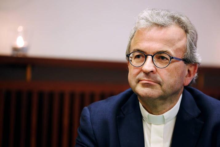 Harrie Smeets nieuwe bisschop van Roermond  Nieuwsnl