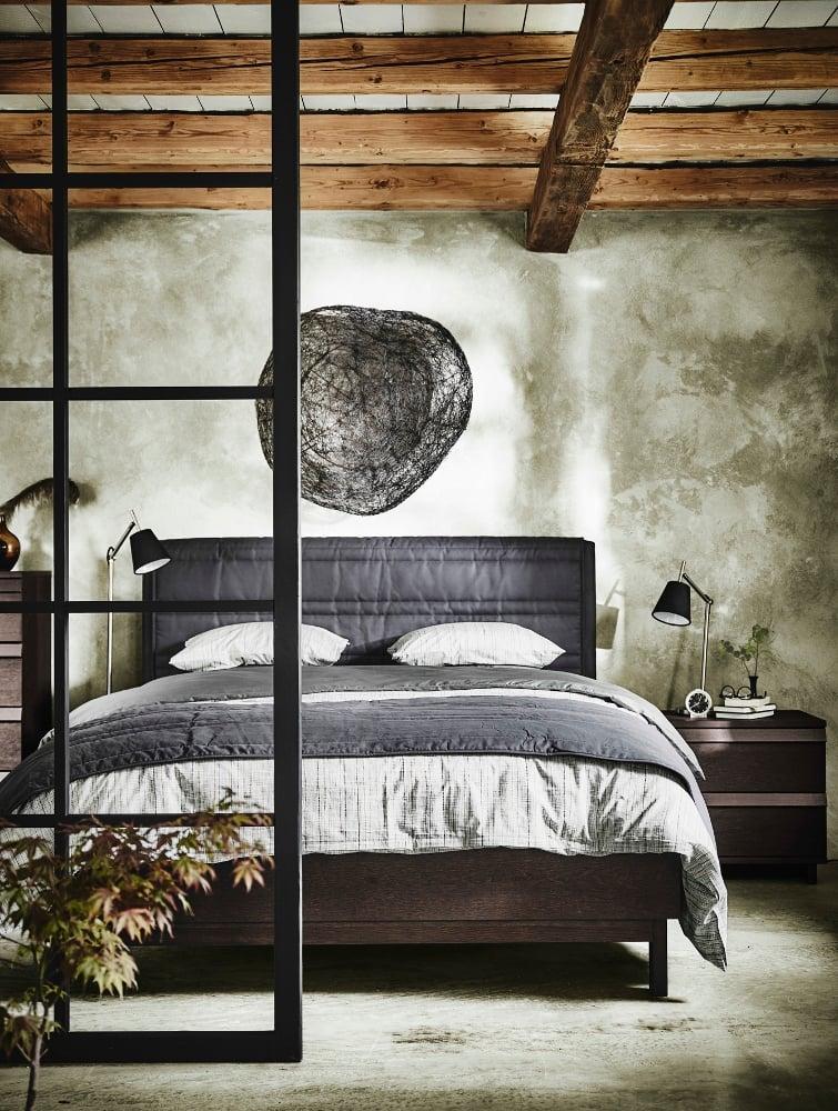 sfeervolle lamp slaapkamer - boisholz, Deco ideeën